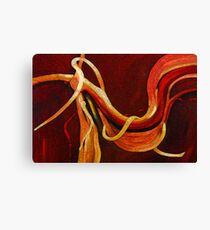 Twisted Strands  Canvas Print