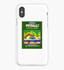 Pitfall 2600 Cover Merchendise iPhone Case/Skin
