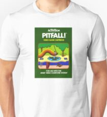 Pitfall 2600 Cover Merchendise T-Shirt