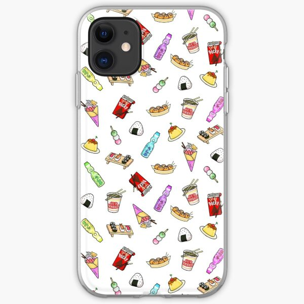 Japanese Food Mania  iPhone Soft Case