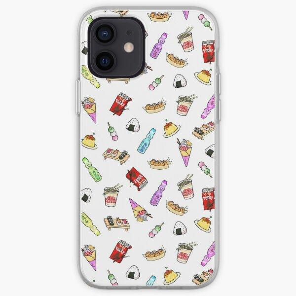 Japanese Food Mania  iPhone Soft Case