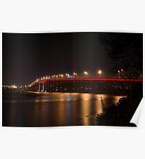 Tasman Bridge - Dark Mofo Poster