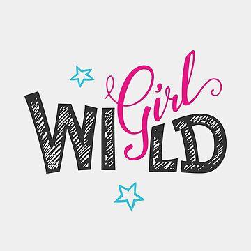Wild Girl by PaulLesser