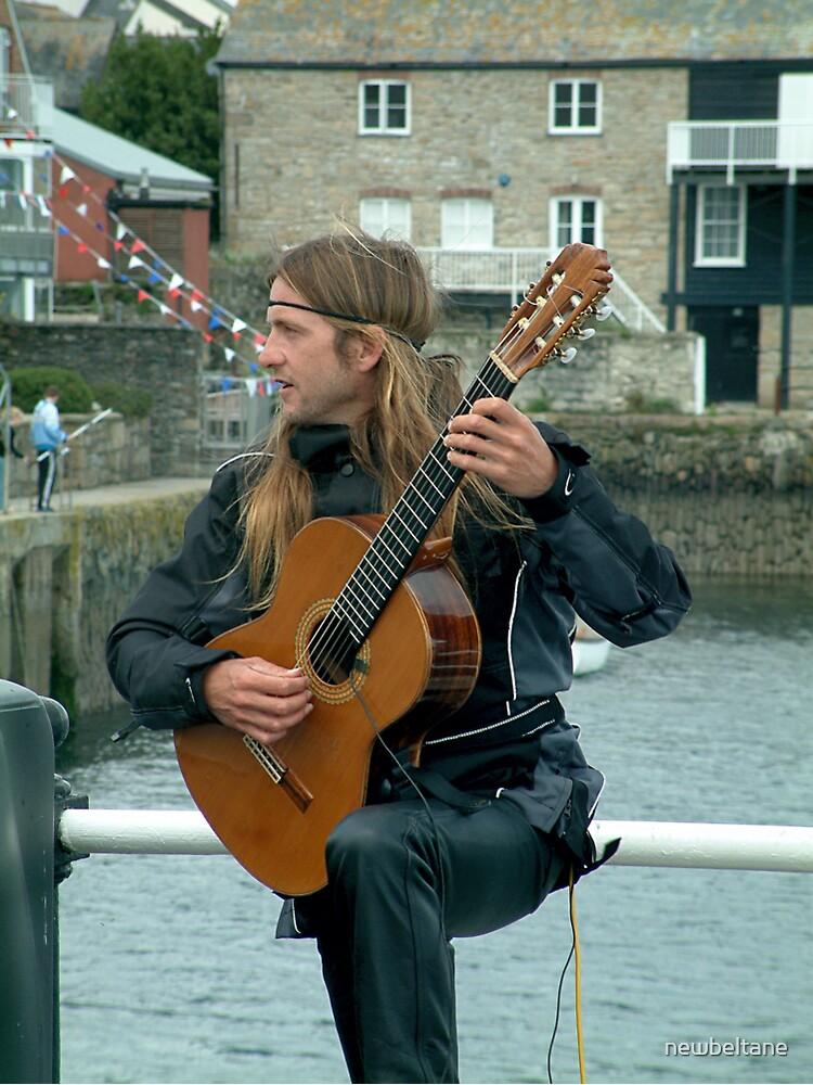 Troubador by newbeltane