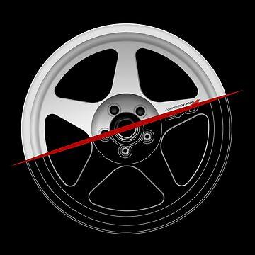 Wheel by icemanmsc