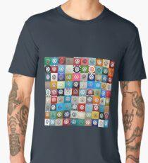 Montage Men's Premium T-Shirt