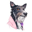 Sammie - Yorkshire Terrier  by Apatche Revealed