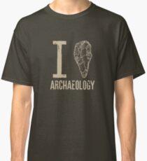 I love archaeology #3 Classic T-Shirt