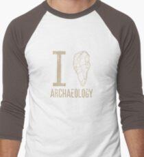I love archaeology #3 T-Shirt