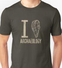 I love archaeology #3 Unisex T-Shirt