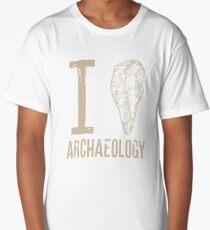 I love archaeology #3 Long T-Shirt
