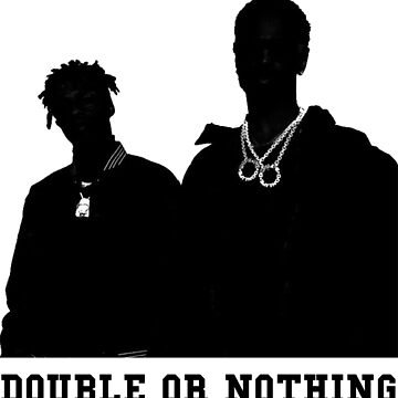 Double Or Nothing by thehiphopshop