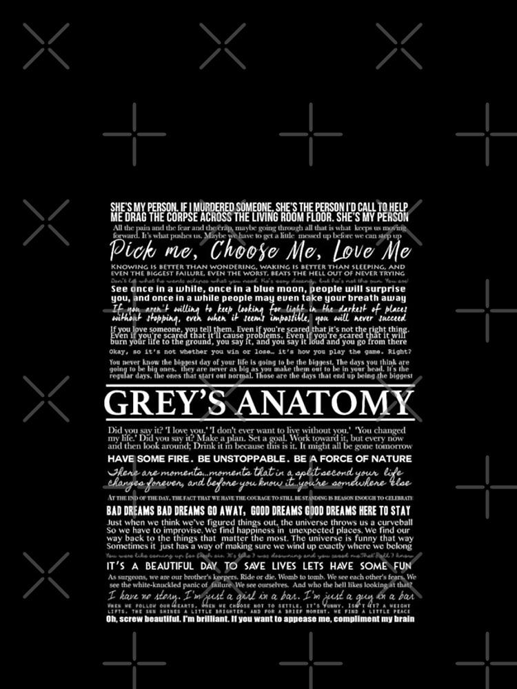 typography black by GreysGirl