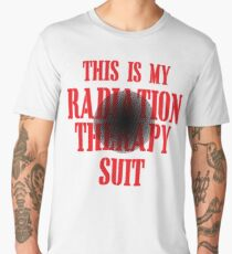 this is my radiation therapy Men's Premium T-Shirt