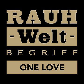 RWB-One Love Gold by melsmoon