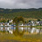 Kenmore, Loch Tay, Perthshire Scotland by Cliff Williams