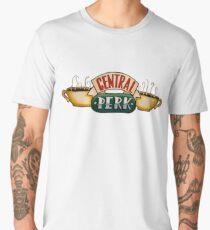 Central Perk Logo - Friends Men's Premium T-Shirt