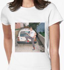 "Mac ""italian"" Demarco  Women's Fitted T-Shirt"