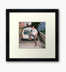 "Mac ""italian"" Demarco  Framed Print"