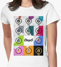 day6 every day6 Women's Fitted T-Shirt