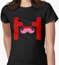 Markiplier M Womens Fitted T-Shirt