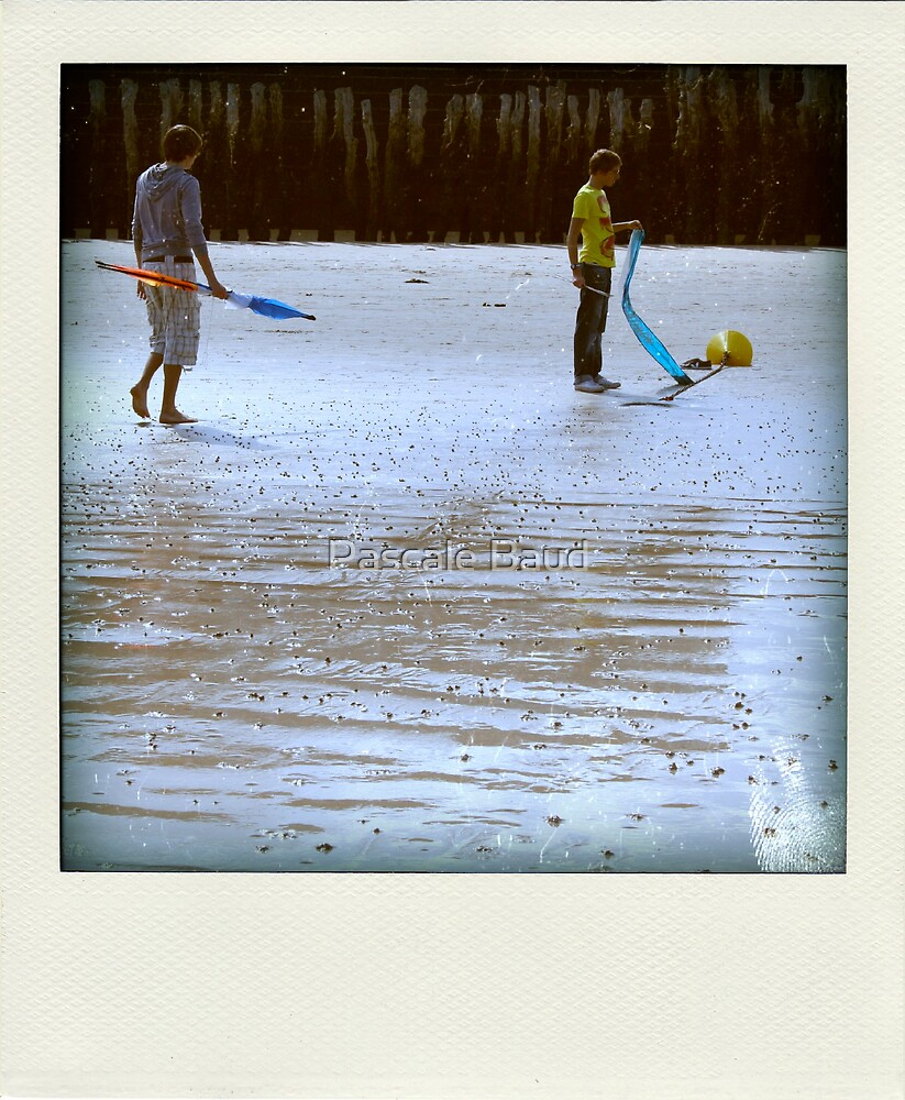 Faux-polaroids - Travelling (13) by Pascale Baud
