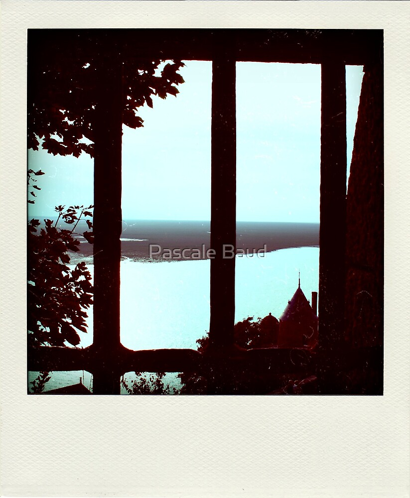 Faux-polaroids - Travelling (9) by Pascale Baud