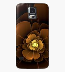 Fractal Flower Case/Skin for Samsung Galaxy
