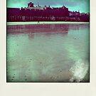 Faux-polaroids - Travelling (12) by Pascale Baud