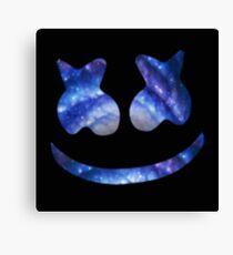 Galaxie de Marshmello Impression sur toile