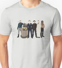Tv Villains T-Shirt