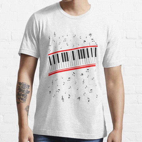 Beat It Piano T-Shirt Essential T-Shirt