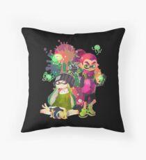 Splatoon Throw Pillow