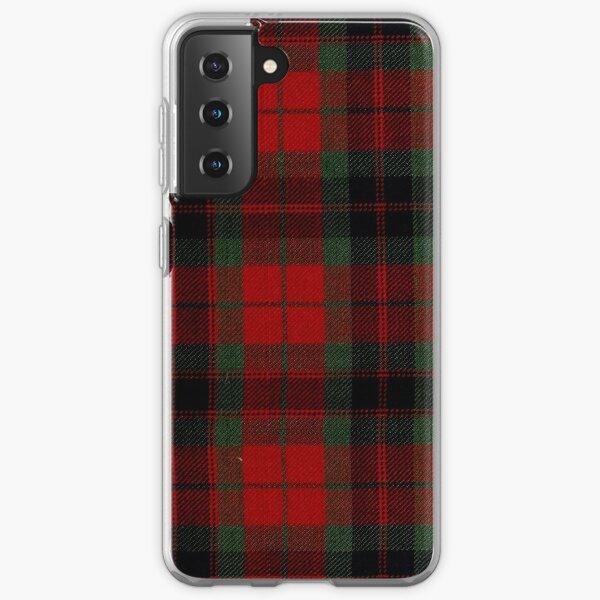 Fraser clan tartan Samsung Galaxy Soft Case