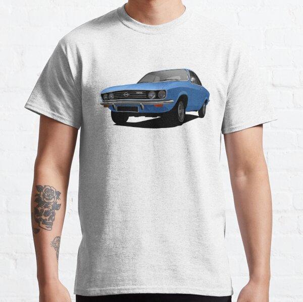 Opel Manta A in blue - classic car Classic T-Shirt