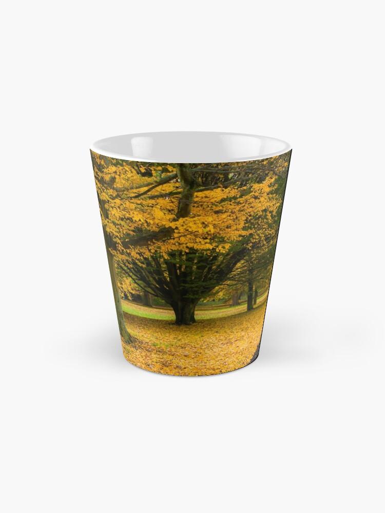 Alternate view of Golden Brown Mug