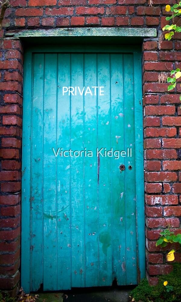 Secret Door by Victoria Kidgell