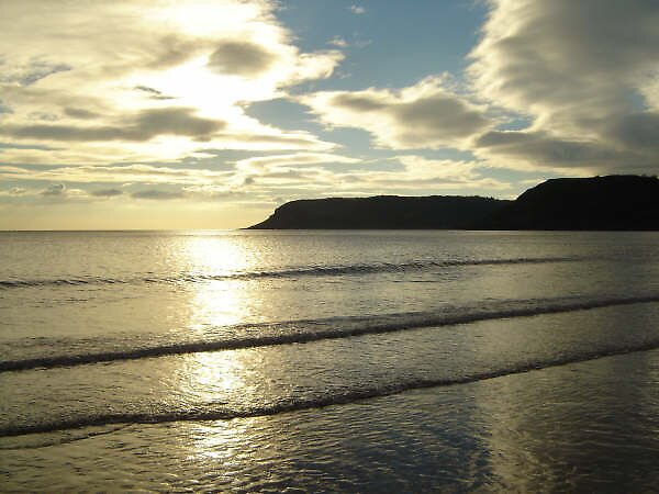 Caswell Bay Swansea by crypticrob