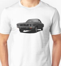 Opel Manta A - gray illustration Unisex T-Shirt