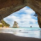 Cathedral Cave by Michael Breitung