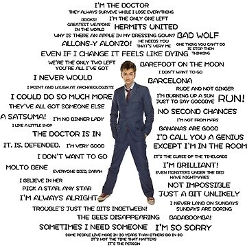 Doctor Who (Reloj, caja del teléfono, etiqueta, etc.) de thatthespian