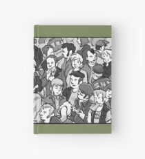 The kids are alright Hardcover Journal
