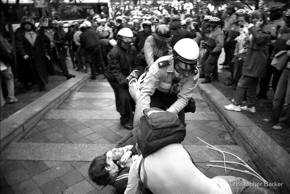 D.C. Protest IV by Christopher Barker