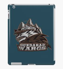 Team Warg iPad Case/Skin