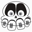 skeleton head by akwel