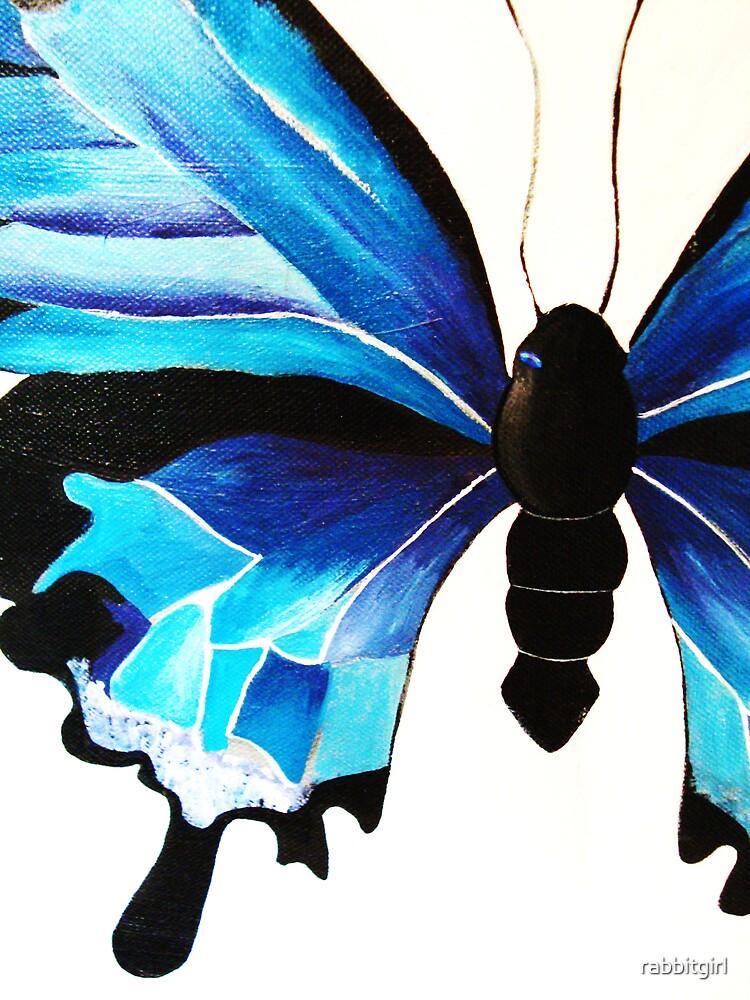lady Butterfly by rabbitgirl