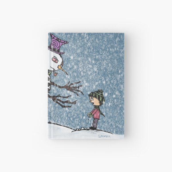 The Snowman Hardcover Journal