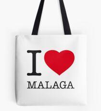 I ♥ MALAGA Tote Bag