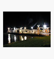 Mannum Ferry Photographic Print