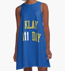 Klay all day score A-Line Dress